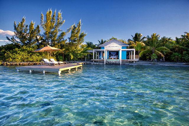 Private Island Resorts Near Belize