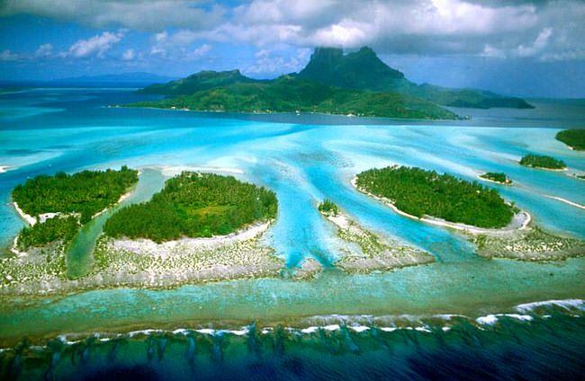 Tahiti Luxury Vacations Honeymoons Hotels Travel Wizard - Tahiti vacation packages