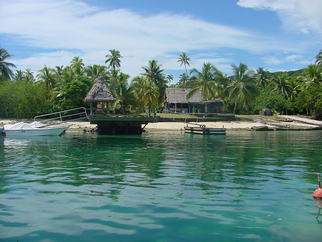 Fiji Luxury Vacations Honeymoons Hotels Travel Wizard - Fiji vacations
