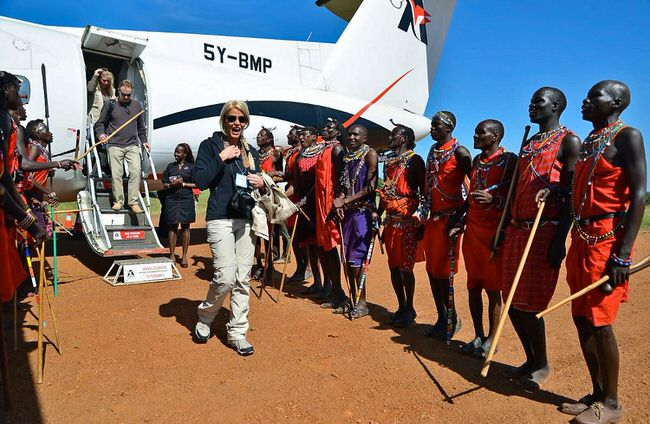 Africa Safari Vacation
