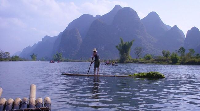 Li River, China River Cruise Vacation