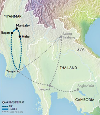 myanmar-irrawaddy map