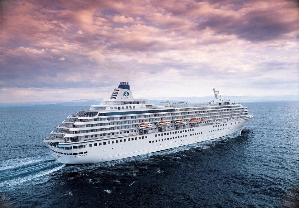 Crystal-Serenity cruise ship