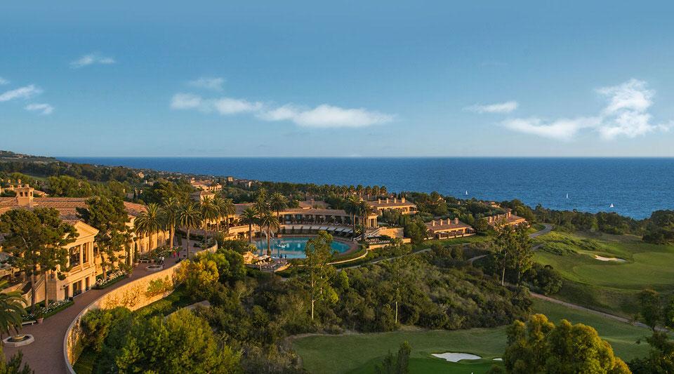 Pelican Hill Resort, Newport Beach vacation, family, golf, beach